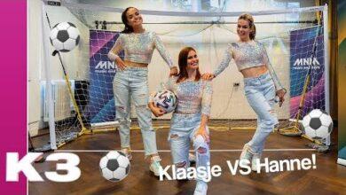 Klaasje Versus Hanne Wie Wint K3 Vlog 85 Q1Zo7J28Ohk Image