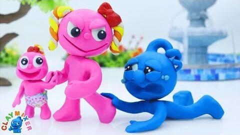 La Copine De Blue Est Un Peu Trop Forte Clay Mixer French Fdo01Tjos0S Image