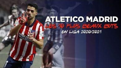La Liga 2020 2021 Les Plus Beaux Buts De Latletico Madrid Luqe0Nw16D4 Image