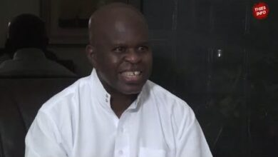 La Ligue Des Imams Chez Le Ministre Pape Amadou Ndiaye Whj9Dqtrhwi Image