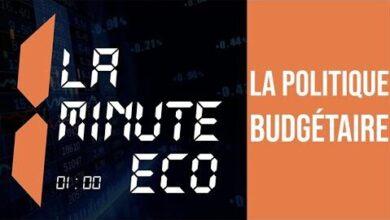 La Minute Eco La Politique Budgetaire Cycbr 0G4Ts Image