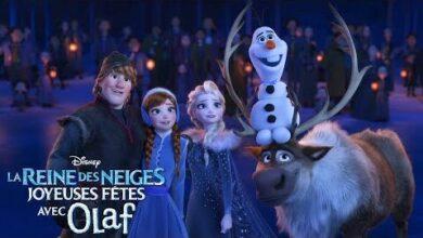 La Reine Des Neiges Joyeuses Fetes Avec Olaf Quand Nous Sommes Tous Ensemble Disney Be K9Qk9K3D Sq Image