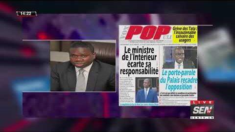 La Revue De Presse De 14H Avec Ahmed Aidara Mhpqv2Cvkdq Image