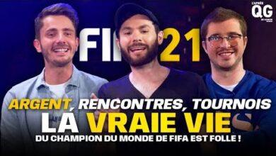 La Vraie Vie Du Champion Du Monde De Fifa Est Folle Argent Rencontres Tournois Qgp60O7Ssga Image