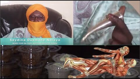 Lasraar Seydina Ousmane Ndiaye Hemorroide 3Jours Yokk Katane Ak Deguereul Goor Solution Pour Tous Lcjkleklomq Image