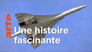 Le Concorde La Fin Tragique Du Supersonique Arte 77Rh3Liiny Image