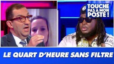 Le Debat Agite Entre Jean Messiha Et Egountchi Behanzin Sur Le Blackface Zhuykbwjah8 Image