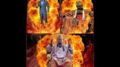 Le Diate De Thierno Moule Sow Brule Les Mauvaises Esprits 3F Fgjyizto Image