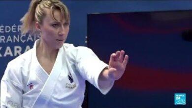 Le Karate Fait Son Entree Aux Jo De Tokyo O France 24 D2Se3Wsnyeo Image