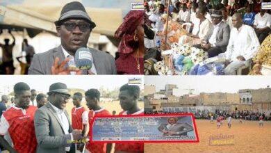 Le President Du Mouvement Golf Debout Ibra Mbaye Affiche Ses Ambitions Pour La Mairie De Golf Sud D0Pb8Qblpbw Image