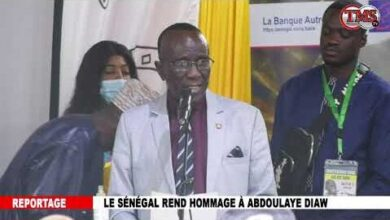 Le Senegal Rend Hommage A Abdoulaye Diaw 98Z4Ty9Tl14 Image