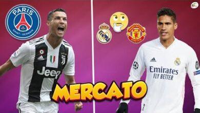Leonardo Va Frapper Fort Pour Cristiano Ronaldo Ca Bouge Aussi Pour Raphael Varane Mercato J6Fq9I Zjba Image