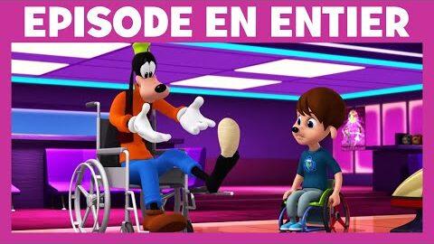 Les Aventures De Mickey Et Ses Amis Moment Magique Fauteuil Roulant Disco