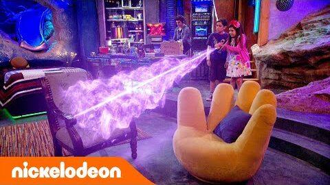 Les Thundermans La Machine A Coiffer Le Nez Nickelodeon France 5Gfvjhnfmce Image