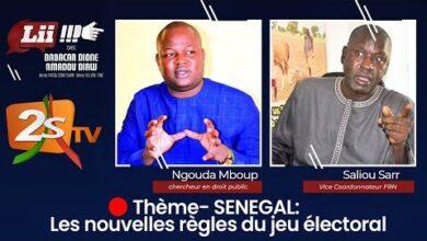 Lii Senegal Les Nouvelles Regles Du Jeu Electoral Reagissez En Direct Et Posez Vos Questions 7Ztlhhjnhic Image