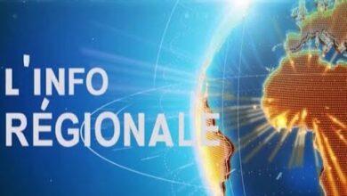 Linfo Regionale De Rti 1 Du 14 Juillet 2021 Xzt9 Ehzuaq Image