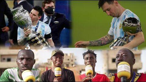 Lionel Messi Est Il Devenu Le Meilleur Joueur De Tous Les Tempsla Reponse De Jeunes Footballeurs Pnbncafdl0C Image