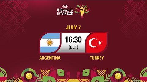 Live Argentina V Turkey Fiba U19 Basketball World Cup 2021 Aleyy70 Ooq Image