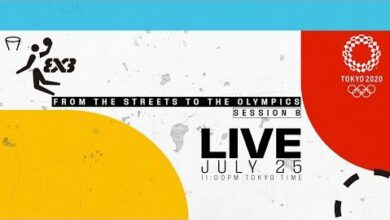 Live Fiba 3X3 Tokyo 2020 From The Streets To The Olympics Session 8 60Gx27Jucvy Image