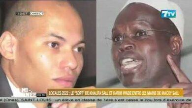 Locales 2022 Le Sort De Khalifa Sall Et Karim Wade Entre Les Mains De Macky Sall 0Dn Ymxnsvs Image