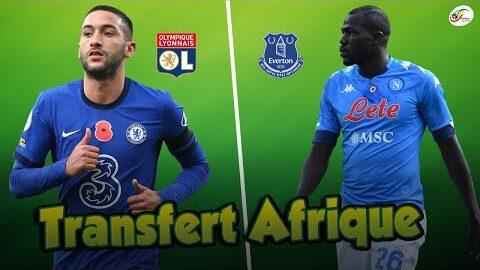 Lol Sinteresse A Hakim Ziyech Benitez Veut Recuperer Koulibaly Transfert Afrique R 1Xcuz Fao Image