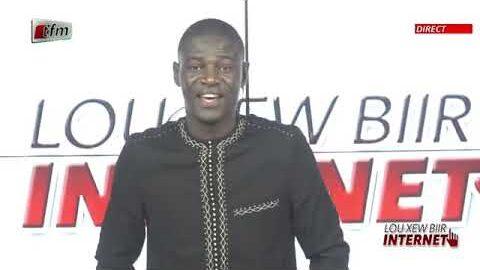 Lou Xew Biir Internet Pr Mamadou Ndiaye 07 Juillet 2021 Tfm U52Onb0Vwpi Image