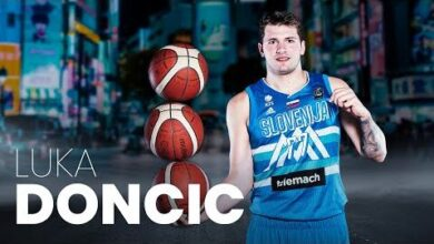Luka Doncic You Cant Guard Him Top Plays Slovenia Players To Watch Olympic Games Tokyo 2020 Xulhgsrbmoc Image