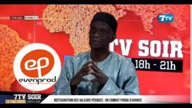 Mame Makhtar Gueye Tacle Severement Even Prod Et Annonce Trois Plaintes Wjvfp7 Ucci Image