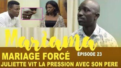 Mariama Saison 1 Episode 23 Mariage Force Juliette Vit La Pression Avec Son Pere Gdxphsq4Ws0 Image