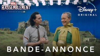 Marvel Studios Rassemblement Le Making Of De Loki Bande Annonce Disney Nrmhnltca E Image