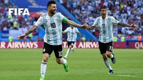 Messi Di Maria Aguero More Argentina Stars At The Fifa World Cup Mr M9Qz8Wus Image