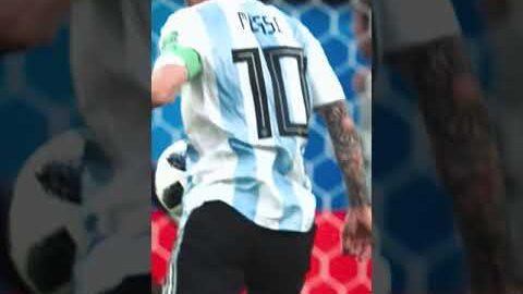 Messi Majestic In Slow Motion Shorts Kie8Okjsy0U Image