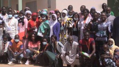 Mise En Place Du College Des Jeunes De La Fongs A Thies 1 Kao2R Pza Image