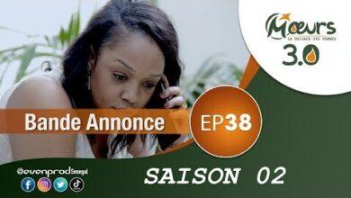 Moeurs Saison 2 Episode 38 La Bande Annonce Mhrjkvyoumk Image