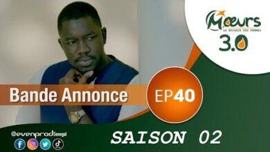 Moeurs Saison 2 Episode 40 La Bande Annonce O18F1Qwzbka Image