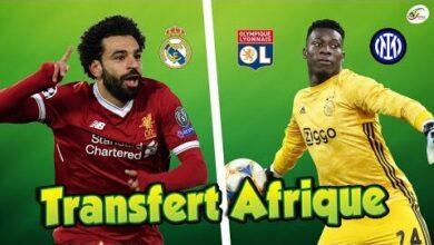 Mohamed Salah Vers Le Real Madridentre Lyon Et Linter Onana Donne Son Accord Transfert Afrique O0Kqgmyw 0O Image