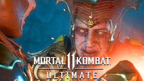 Mortal Kombat 11 Ultimate Gameplay Deutsch Shinnoks Schicksal Nre6Zpsd 7C Image