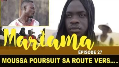 Moussa Poursuit Sa Route Versdans La Serie Mariama Saison 01 Episode 27 Ne0Jmv3Gri Image