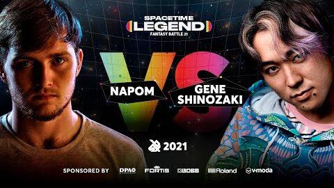 Napom Vs Gene Shinozaki Spacetime Legends 2021 Ud6Wc0Gbsoq Image