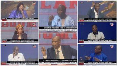 Ndoumbelane Recours De Lopposition Sur Le Projet De Loi Sur Le Terrorisme Hdlwnv9Athy Image