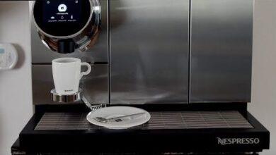 Nespresso Professional Odkryj Nowoczesny Ekspres Nespresso Momento Coffee Milk 15 Pl Gfz3Urzbpgq Image