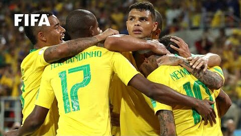 Neymar Thiago Silva Firmino More Brazil Stars At The Fifa World Cup Zg5Lfrgrcei Image