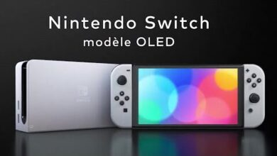Nintendo Switch Oled Nouvelle Console 2021 Ct B1Jncqre Image