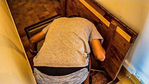 On Decouvre Un Bunker Cacher Sous Ma Nouvelle Maison No Prank Qcgdnv8Qazs Image