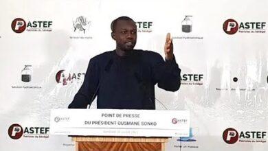 Ousmane Sonko Devient Expert Medical Et Accuse Macy Sall Detre A Lorigine De La 3Eme Vague Y18Wqkvzypw Image