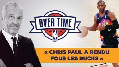 Overtime Chris Paul A Rendu Fous Les Bucks Agvgsn95M2O Image