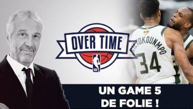Overtime Le Debrief Dun Game 5 De Folie Avec Un Holiday Monumental Ijwmc3Xptbi Image