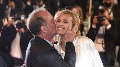 Palme Dor Pour Titane De La Francaise Julia Ducournau 2E Realisatrice Sacree A Cannes Fkgccpyty3G Image