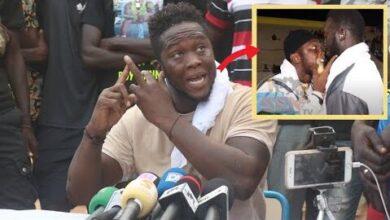 Papa Boy Djinne Explique Ses Insultes A Bb Bismi Papaya La Yor 3No4W3Xvt24 Image
