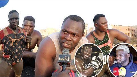 Pape Yekini Previent Balla Gaye Et Bombardier Doumalen Nianal Et Fin Pret Pour Bastonner Obeuli Q3Stqu Fts Image